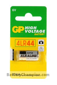 GP 1x 4LR44 batterij (105 mAh)