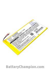 BTC-ACB850SL battery (4500 mAh, Black)