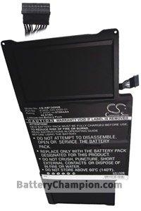 Battery for Apple MacBook Air 13.3-inch MC504LL/A