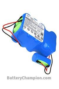 Batterie pour Bosch BBHMOVE4