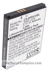 BTC-DPE410SL battery (800 mAh)