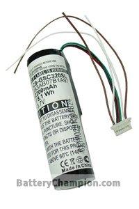 Batterie pour Garmin StreetPilot C320