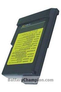BTC-IB390EXL battery (6600 mAh, Black)