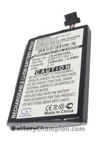 Battery for Navman iCN 510
