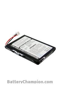 BTC-IPOD0206SL battery (900 mAh, Black)