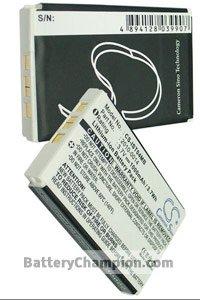 Battery for Iris ST4ex