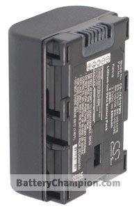 Batterie pour JVC GZ-MS110BE
