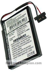 BTC-MIS100SL battery (650 mAh)