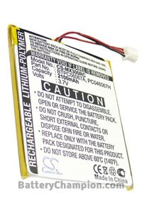 Batería para Universal Remote Control MX-3000