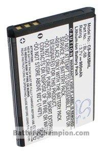 BTC-NK5BHL batterie (900 mAh)