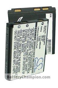 Battery for FujiFilm FinePix JX200