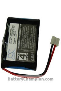 Battery for Tandy CS0139