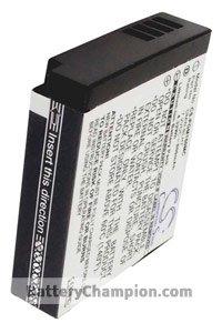 BTC-PGM100MC battery (600 mAh)