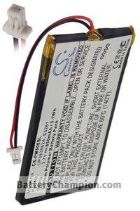 Batterie pour Palm M500