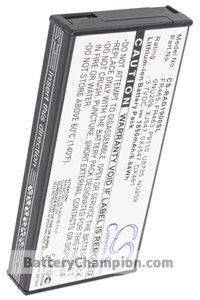BTC-RAD1900SL battery (1000 mAh)
