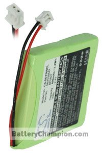 Battery for Tevion DECT Telefone MD82772