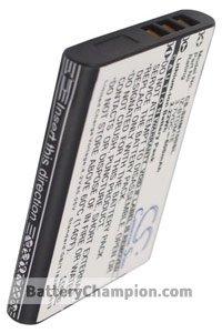 Akku für Sharp Portable Plasmacluster Ion Generator IG-DM1Z-W