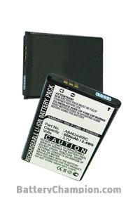 BTC-SM2550SL batterie (650 mAh)