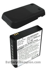 BTC-SMG900XL Μπαταρία (3000 mAh, Μαύρο)