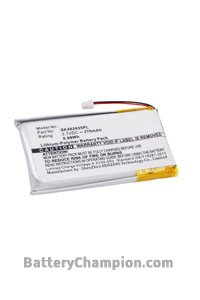 Battery for Sony NW-S705F