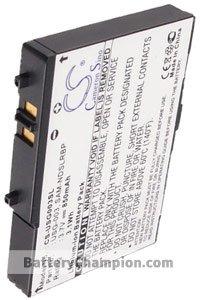 Batterie pour Nintendo DS Lite