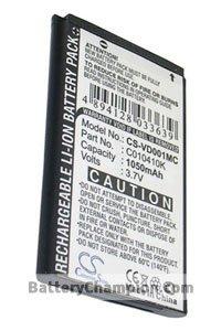 Batería para VholdR ContourHD 1080p