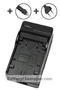Netzadapter für JVC GZ-HD3
