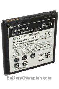 BTE-HTZ710E batería (1800 mAh)
