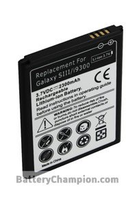 Battery for Samsung Galaxy S3
