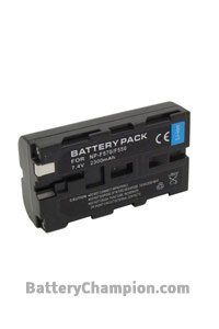 Battery for Sony CCD-TRV27E