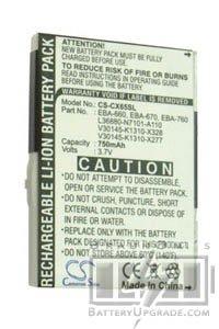 Batería para Siemens C75