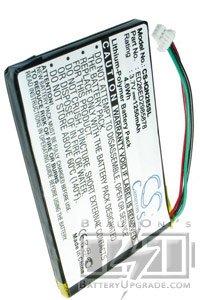 Batterie pour Garmin Nuvi 3590LMT