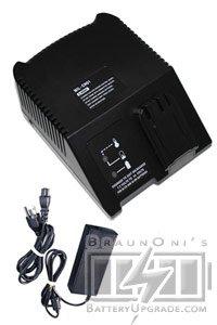 Adaptador AC / carregador para Milwaukee 6515-20