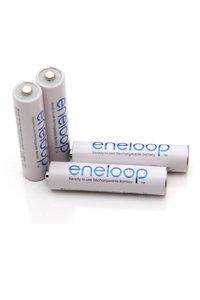 Eneloop 4x AAA batteria