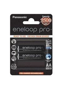 Eneloop pro 2x AA Batterie (2500 mAh)