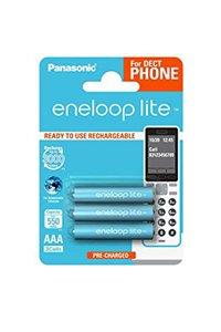 Eneloop Lite 3x AAA batteria (550 mAh)