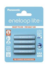 Eneloop Lite 4x AAA batteria (550 mAh)