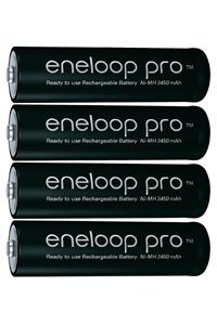 Eneloop pro 4x AA Batterie (2450 mAh)