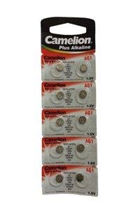 Camelion 10x SR621SW A bottone (23 mAh)