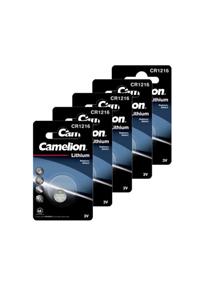 Camelion 5x CR1216 A bottone (29 mAh)
