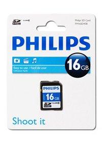 Philips SD (SDHC, Class 10) 16 GB Memoria / archiviazione