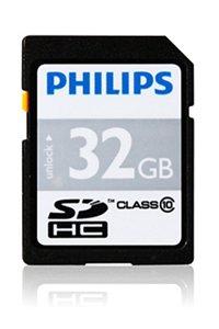 Philips SD (SDHC, Class 10) 32 GB Memoria / archiviazione