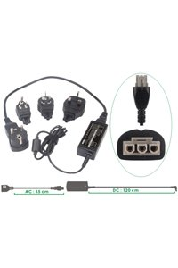 HP Photosmart 7960v 32W AC adapter / lader (32V, 1000A)