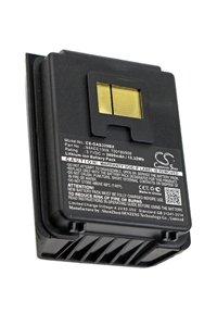 DataLogic Skorpio EQ batteri (3600 mAh, Svart)