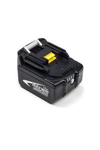 Makita TP131 batteri (3000 mAh, Sort)