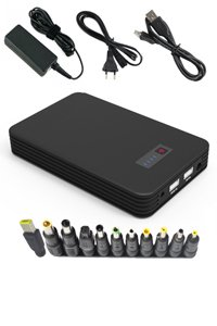 18000 mAh Pacco batteria esterno ad alta capacità per computer portatili