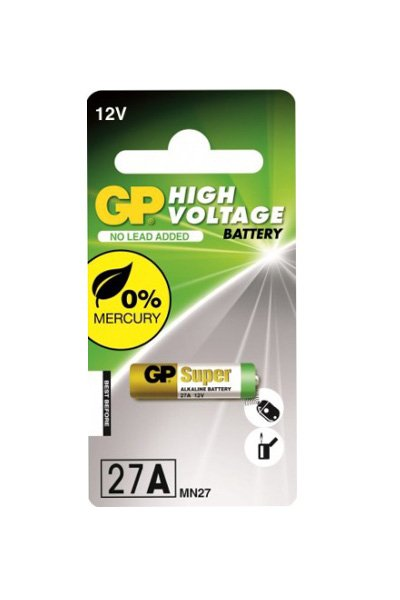 GP A27 battery (18 mAh)