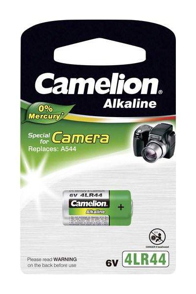 Camelion 1x 4LR44 battery (165 mAh)