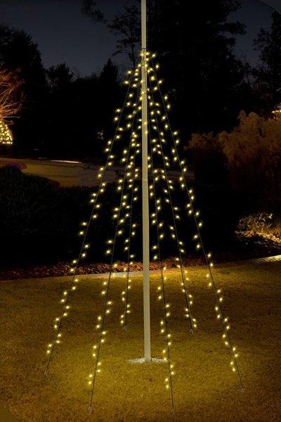 Lampki choinkowe Mikro LED (400 lampy)