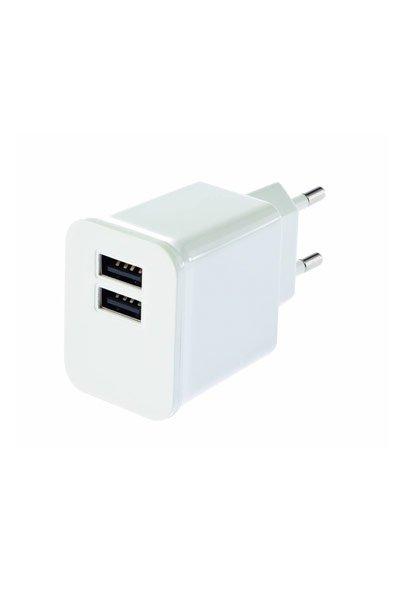 BO-ADPT-GROPADUSB01 5W Adaptador AC / carregador (5V, 1000A)
